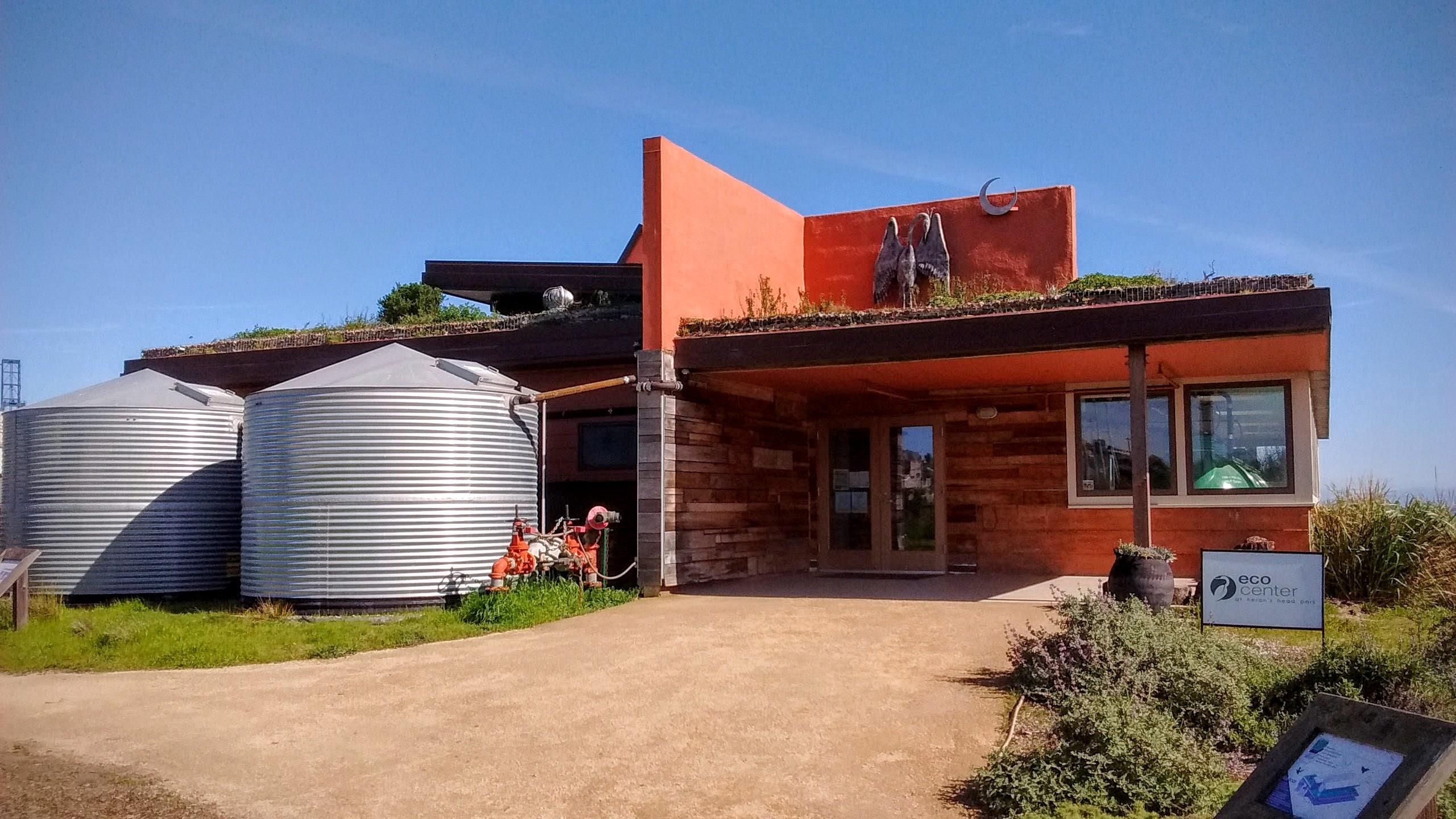 Eco Center at Heron's Head Park