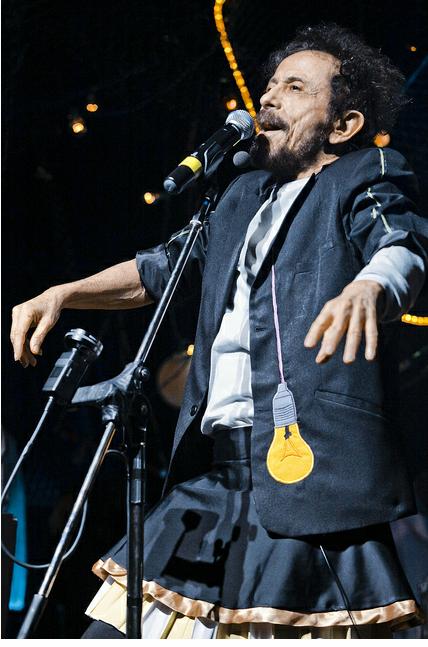 Tom Zé - Festival Natura Musical