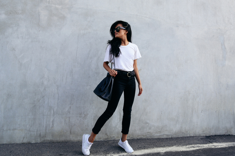 Bloglovin for White t shirt outfit