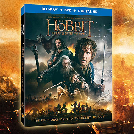 The Hobbit Blu-Ray /DVD Combo
