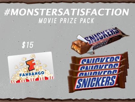 Snickers prizepromo