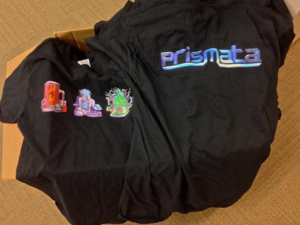 Prismata T-shirts