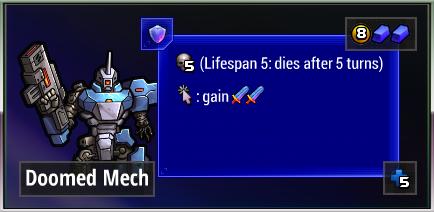 Doomed Mech