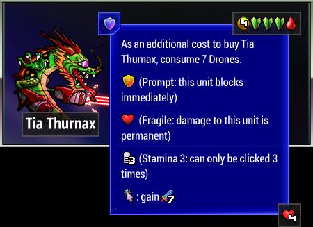 Tia Thurnax