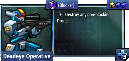 Dead Eye Operative