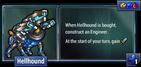 Hellhound-panel