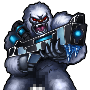 """Think of the Children"" Shiver Yeti"