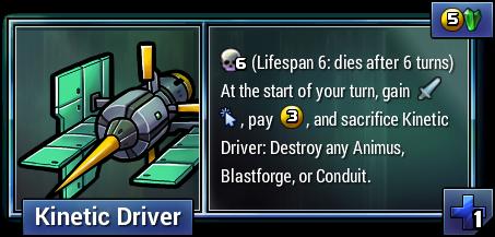 Kinetic Driver