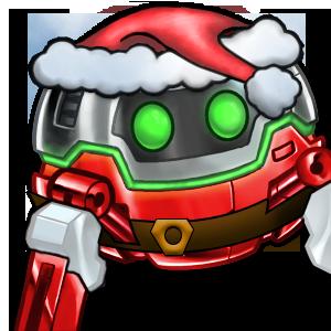 Santa Drone by Michael Feser