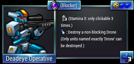 Deadeye Operative