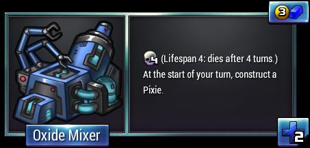 Oxide Mixer (supply 4)