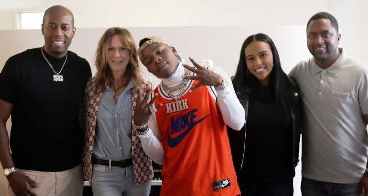 UMPG Inks DaBaby to Global Publishing Administration Deal