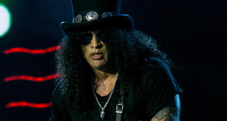 Slash Says Streaming Is 'Definitely Not Doing Any Favors for the Actual Artists'