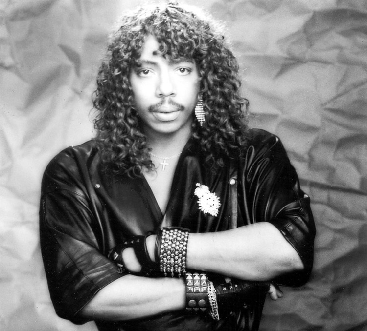 Rick James Accused of Rape — 15 Years After His Death
