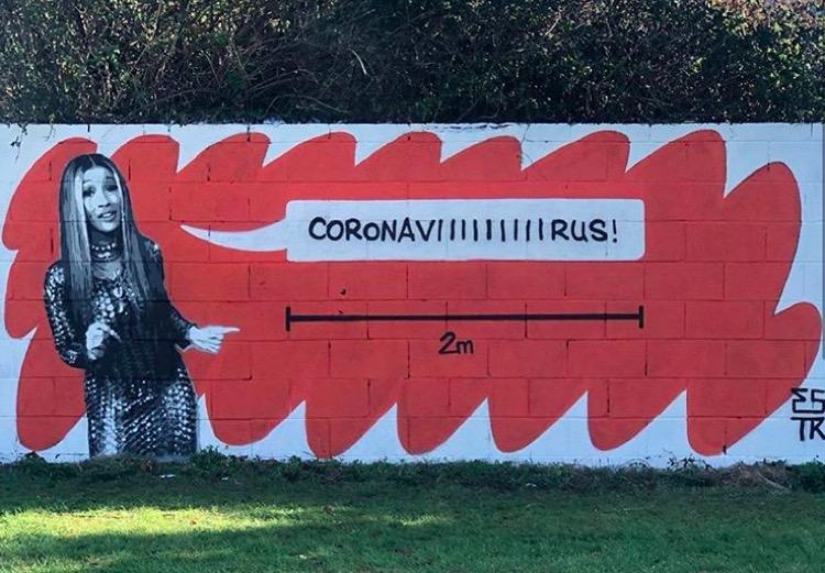 Cardi B Gives Away $1,000 an Hour to Coronavirus Victims