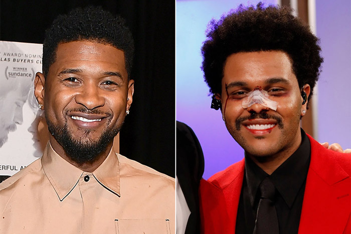 Usher Responds to The Weeknd's 'Climax' Controversy