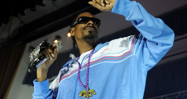 Snoop Dogg Says He's Never Voted In His Life