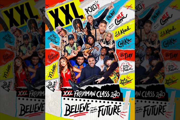 XXL Reveals 2020 Freshman Class