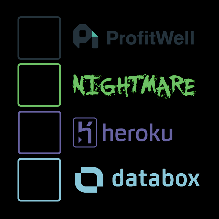 Scraping Profitwell for MRR in Databox using NightmareJS