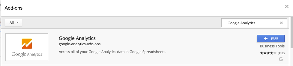 google-sheets-add-on