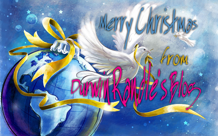 Have a Blessed Merry Christmas in 2013