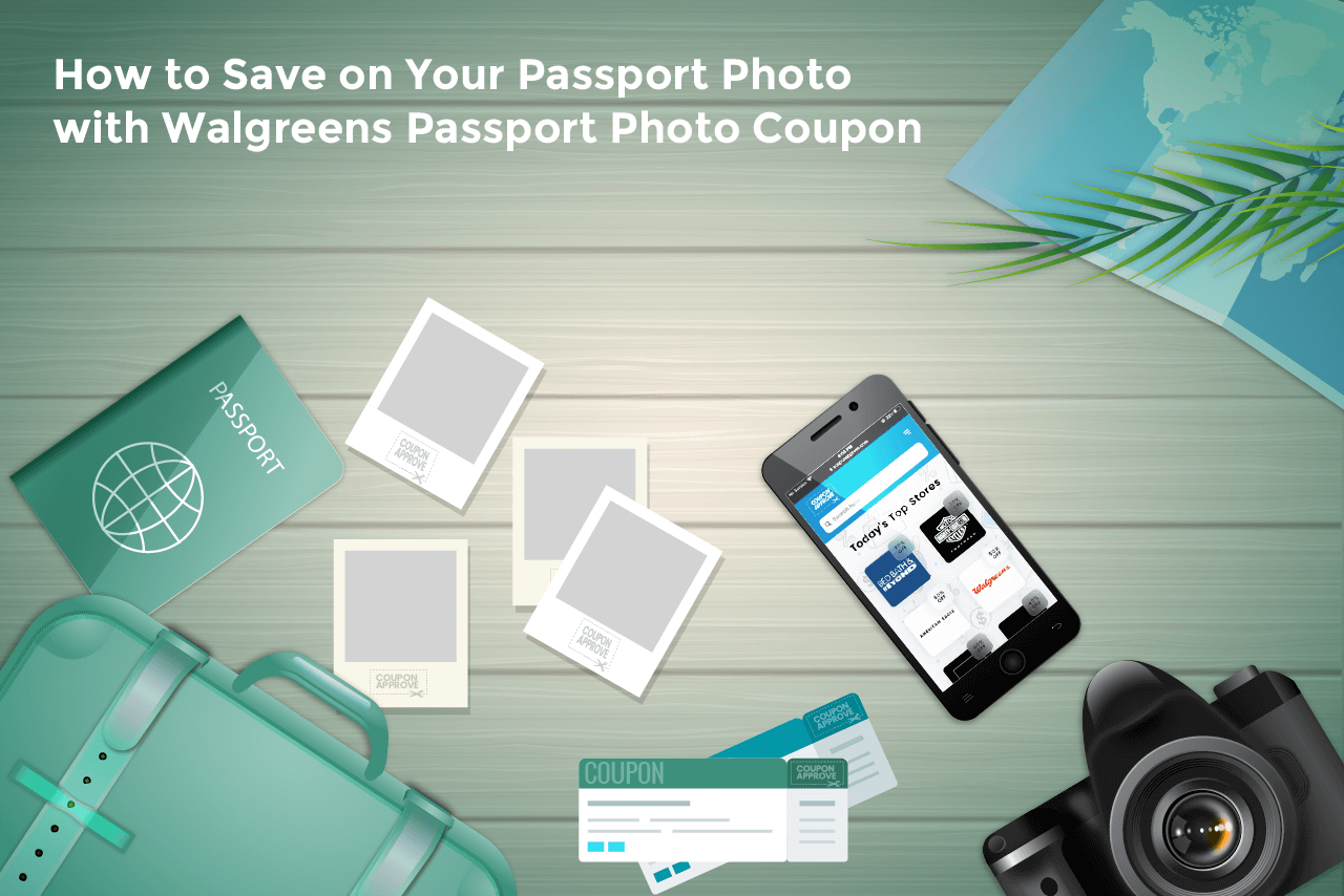 Get Your Passport Photo for Less with Walgreens Passport Photo Coupon