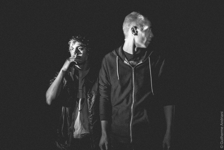 REDOMA_SETE - HARSHDUST live