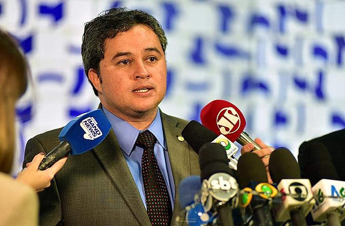Deputado federal Efraim Filho (DEM-PB). Foto: Zeca Ribeiro/Arquivo Câmara dos Deputados