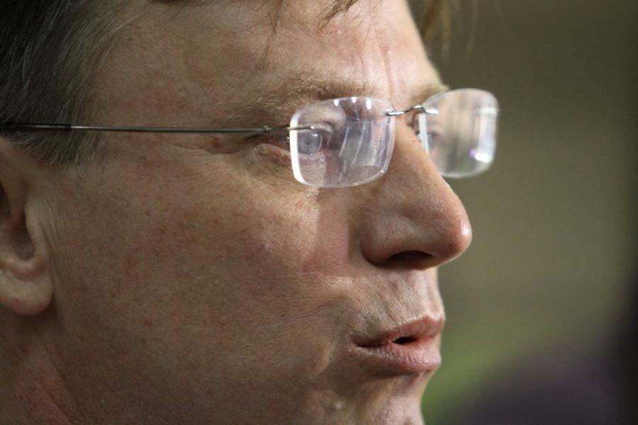 Ex-prefeito de Londrina Alexandre Kireeff. Foto: Roberto Custódio/Arquivo Jornal de Londrina