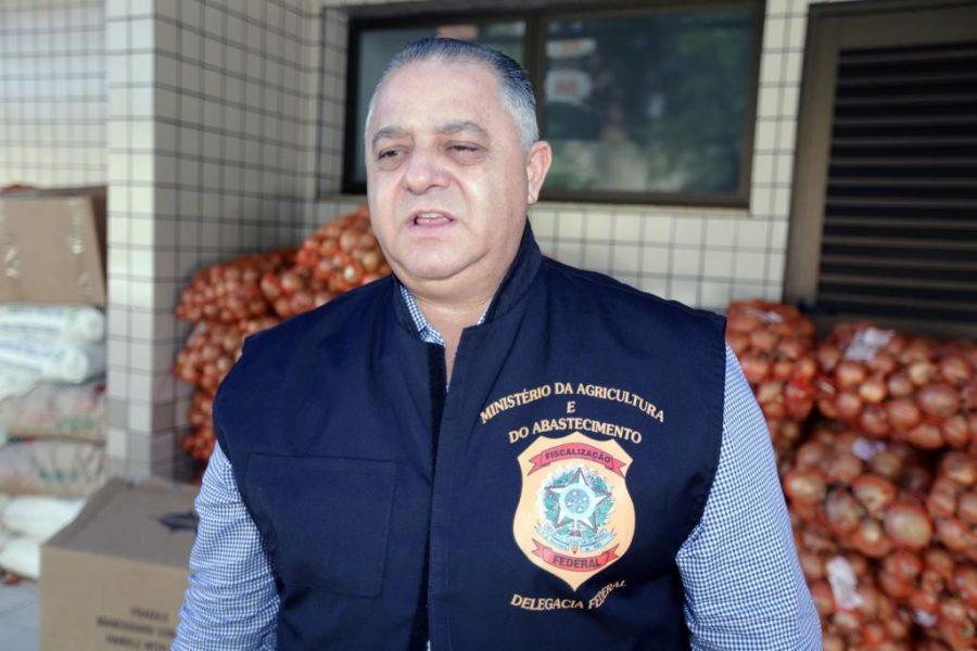 Daniel Gonçalves Filho, ex-superintendente do Mapa no Paraná. Foto: Kiko Sierich/Arquivo Gazeta do Povo