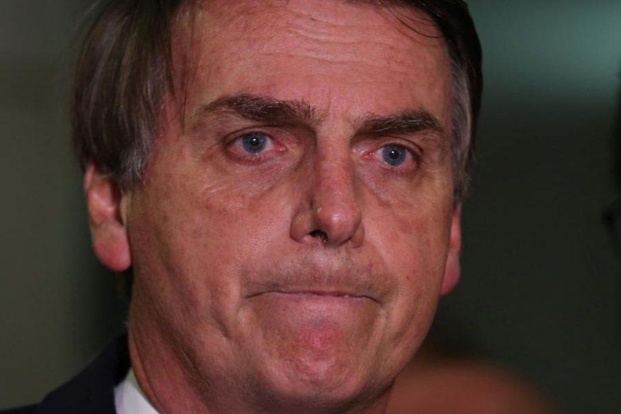 O deputado federal e pré-candidato à Presidência Jair Bolsonaro (PSL-RJ).