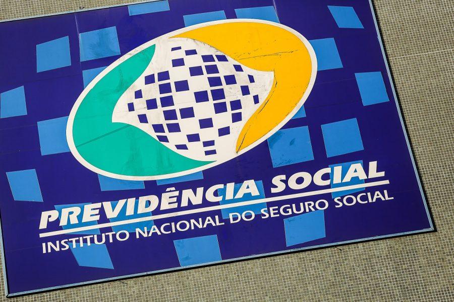 Fachada do INSS no centro de Curitiba. Foto: Marcelo Elias - Gazeta do Povo