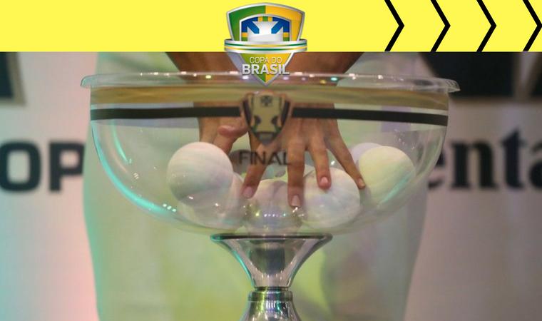 AO VIVO: sorteio oitavas de final da Copa do Brasil 2018 – confrontos e tabela