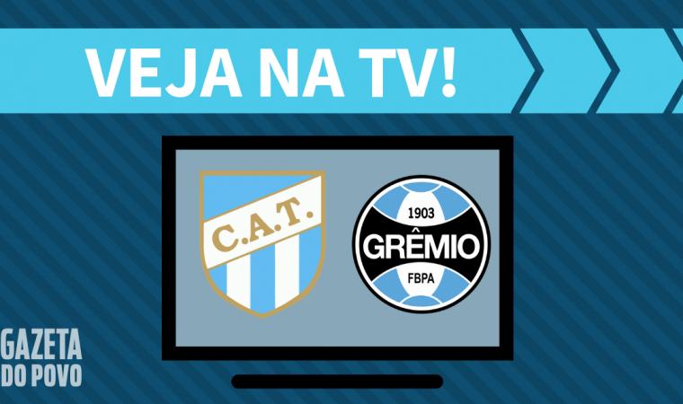 Atlético Tucumán x Grêmio AO VIVO: como assistir ao jogo na TV