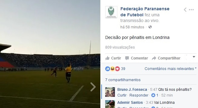 """Justiça decide que FPF indenize o Atlético por transmissão """"pirata"""" na web"""