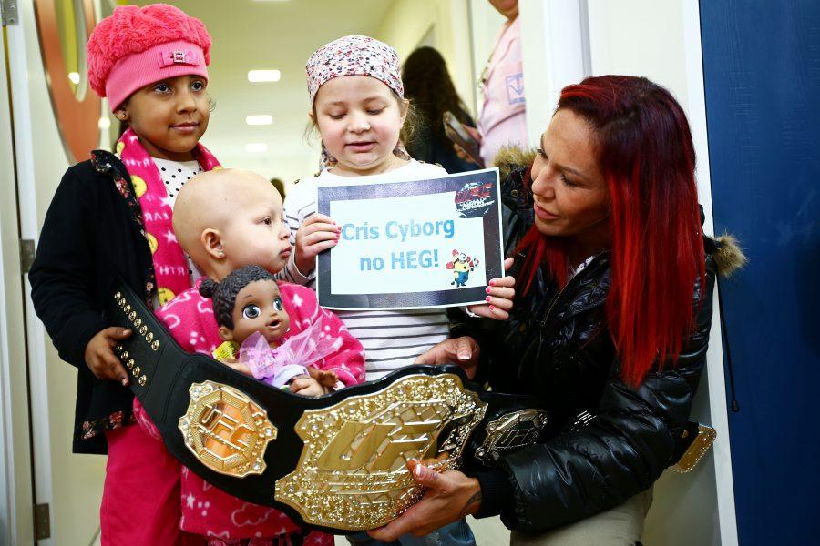 Foto: Heuler Andrey/Divulgação UFC