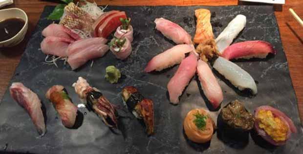 Tatibana traz sushiman premiado para comemorar 15 anos em jantar exclusivo