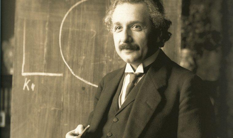 O Deus de Albert Einstein
