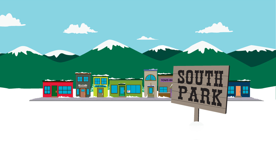 Welcome to the New South Park Studios!