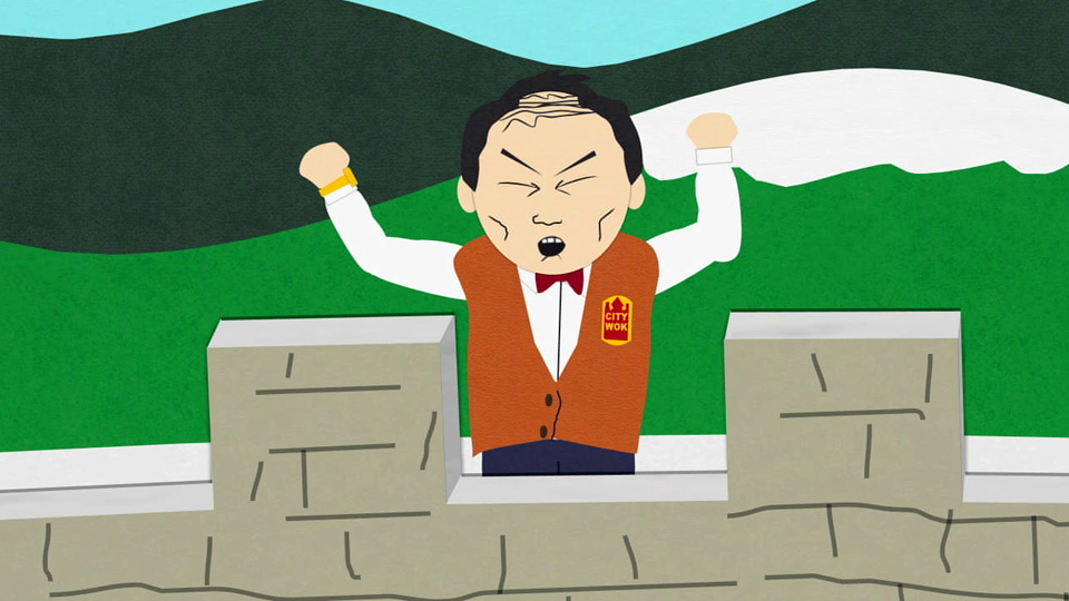 STOP BREAKING DOWN MY CITY WALL YOU STUPID MONGOLIANS!!!!