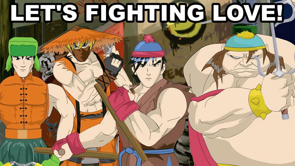 Hey Hey Let's Go Kenka Suru!