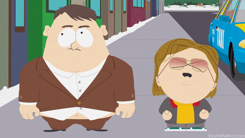How many episodes have Nathan & Mimsy been in?
