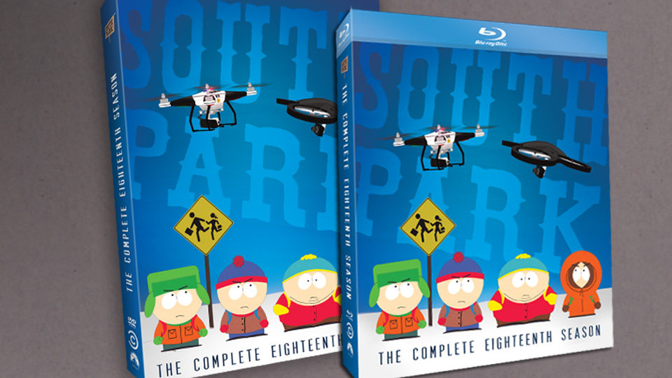 """South Park"" Season 18 DVD & Blu-Ray Available Now"