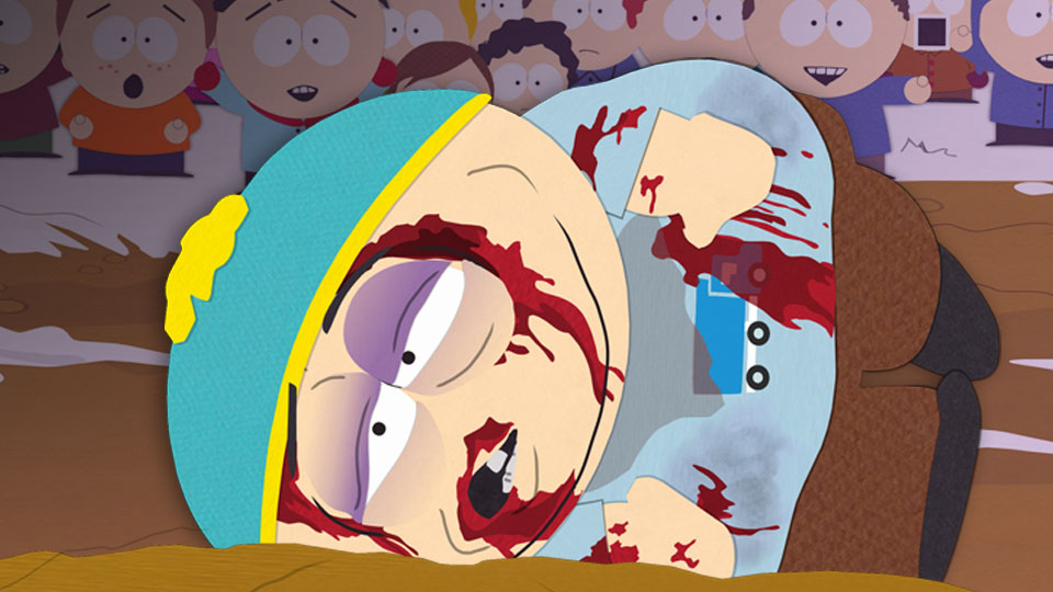 Fan Question: How does someone as awful as Cartman always avoid punishment for his behavior?