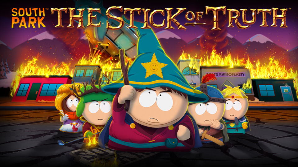 Fan Question: Is The Stick Of Truth the first official South Park game?