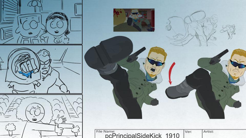 """PC Principal Final Justice"" Live Tweet — Wednesday @ 9:30p EST!"