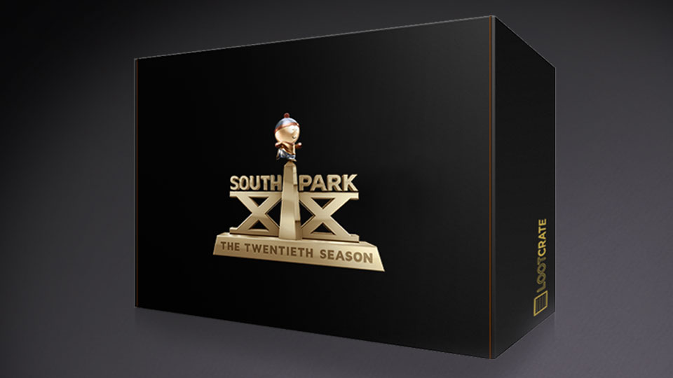 Limited Quantity South Park Loot Crate!