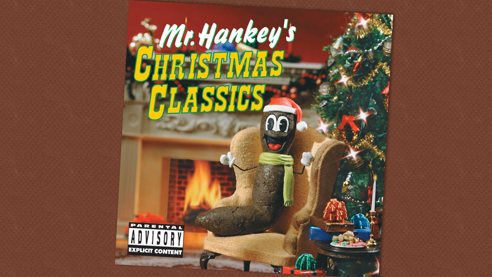 Mr. Hankey's Christmas Classics Available this Friday for Record Store Day