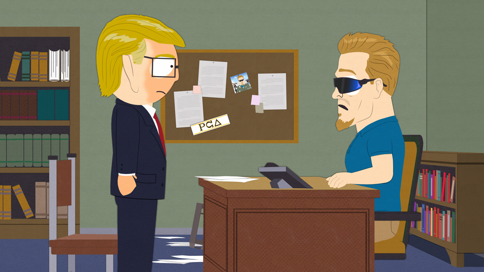 New South Park TONIGHT!
