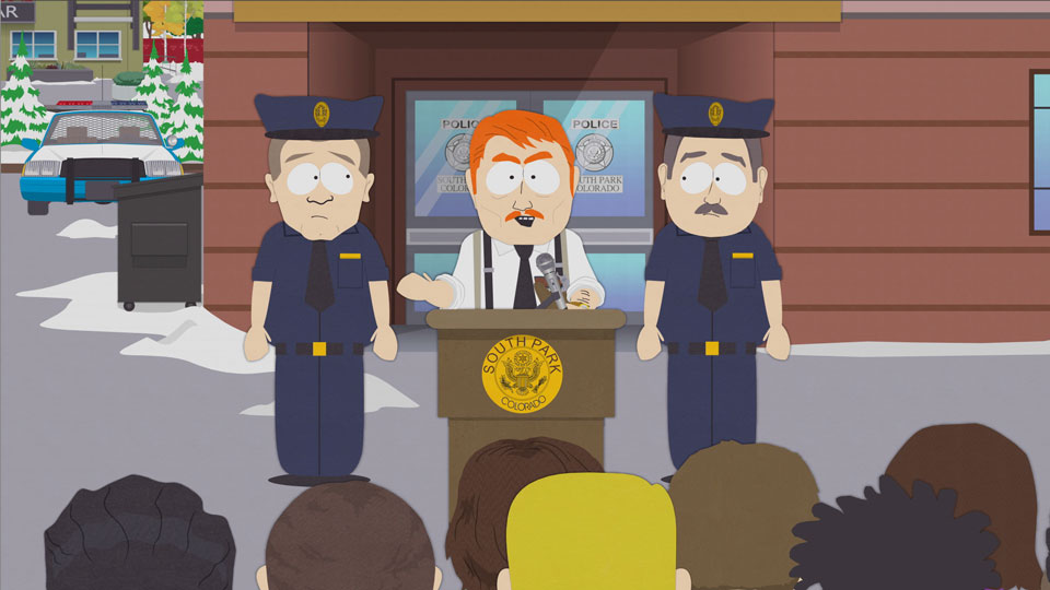All-new South Park TONIGHT!!